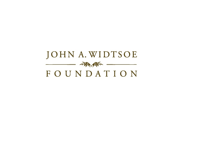Janet H., Widtsoe Foundation